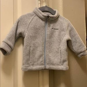 Infant Columbia Fleece Jacket